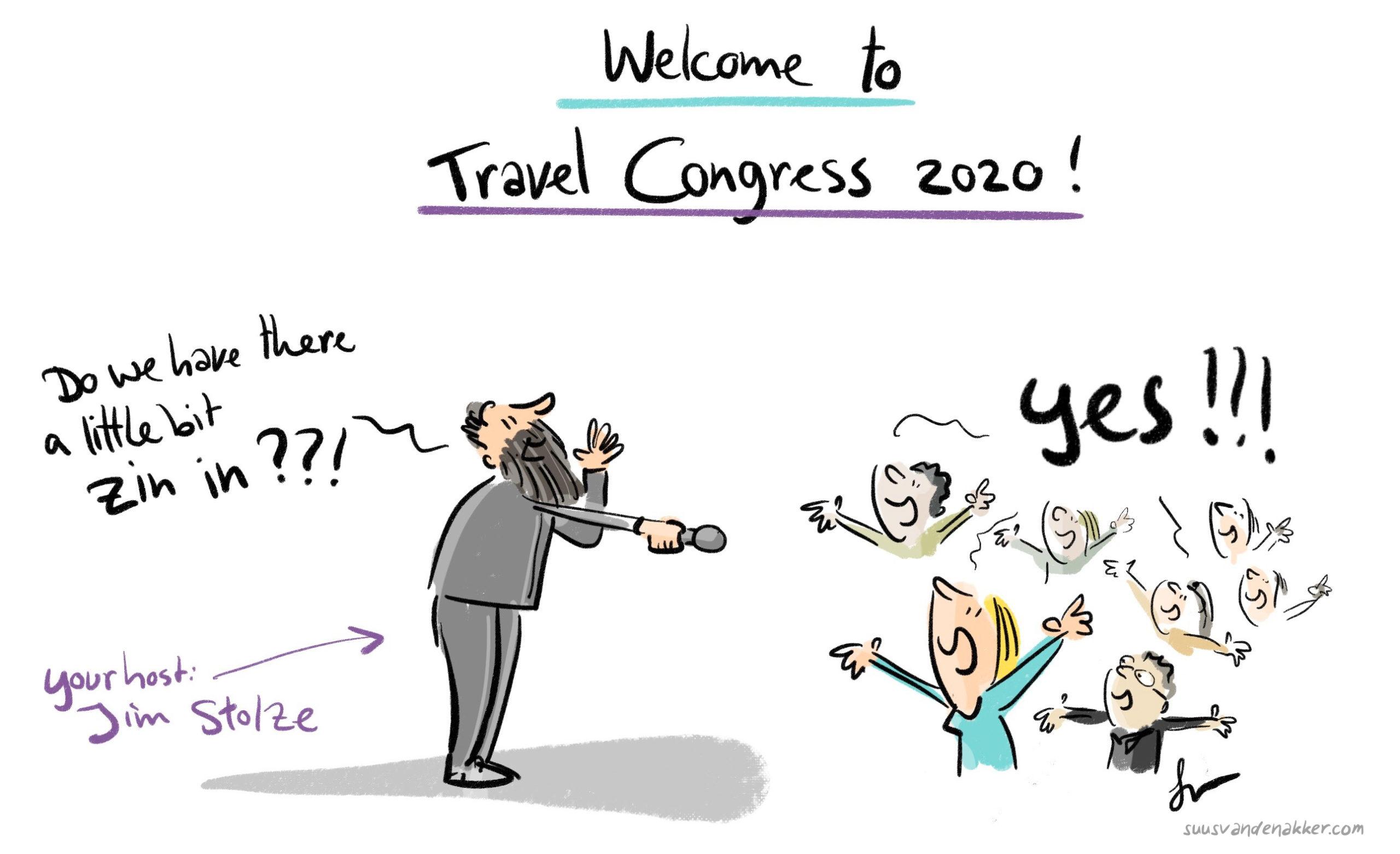 Live-cartoons Travel Congress 2020