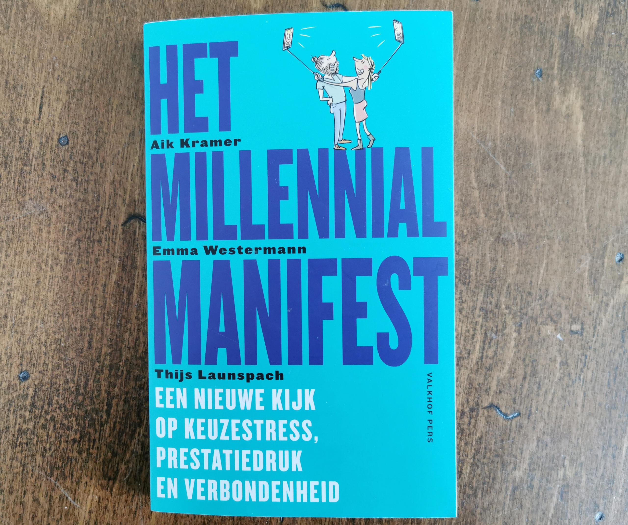 Illustraties Boek Het Millennial Manifest